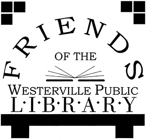 Friends of the Westerville Public Library logo